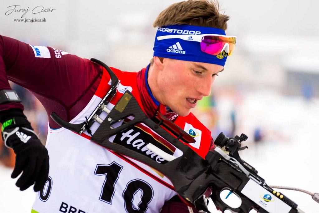 Pohár IBU v biatlone Osrblie 2018-muži