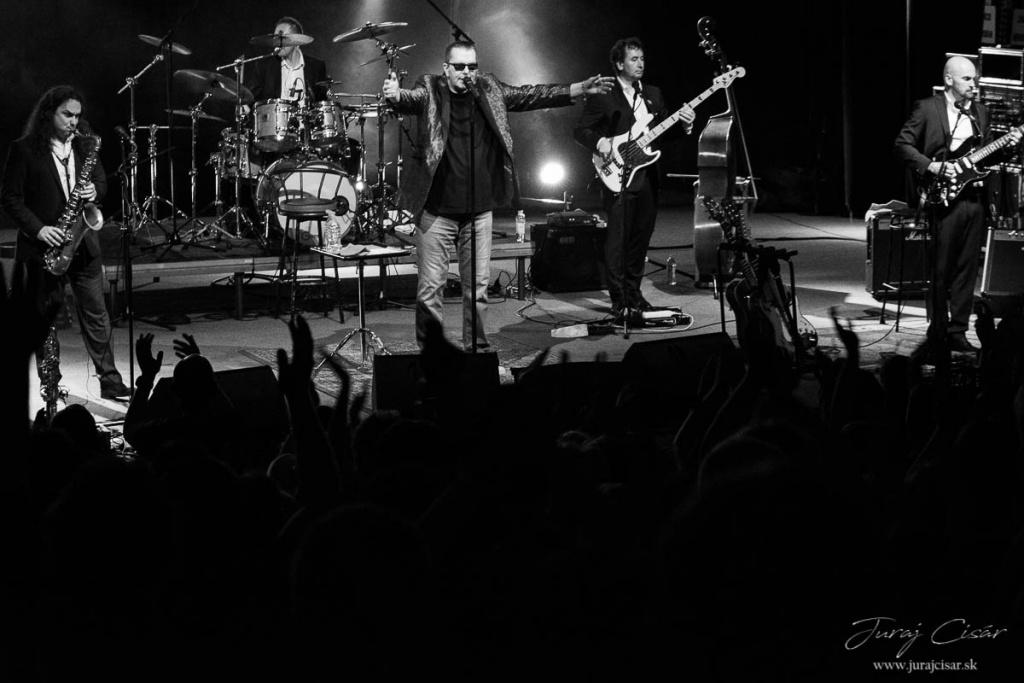 Koncert Richarda Mullera v Šali 7.6 2016