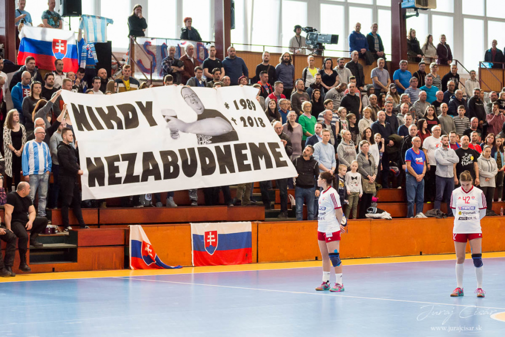 Kvalifikácia ME 2018:  SLOVENSKO – TALIANSKO 20:17 (8:11)