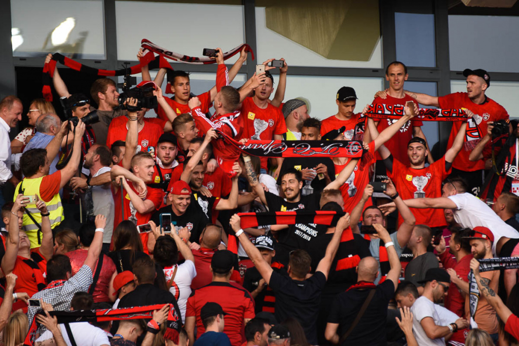 Spartak Trnava – Dunajská Streda 2:0 (1:0) 5.5 2018