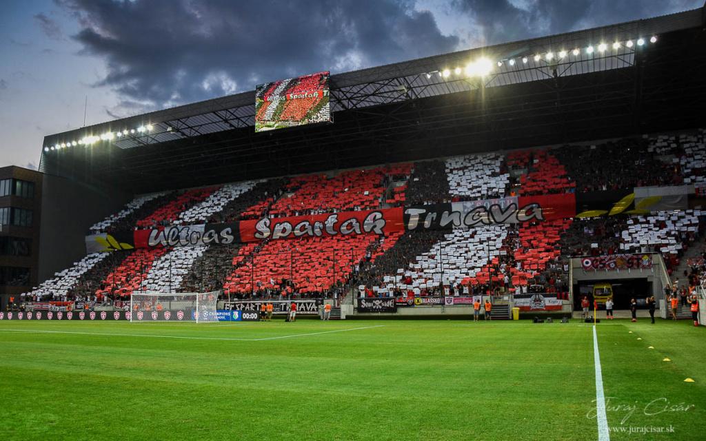 Spartak Trnava – Legia Varšava 0:1 (0:0) 31.7 2018