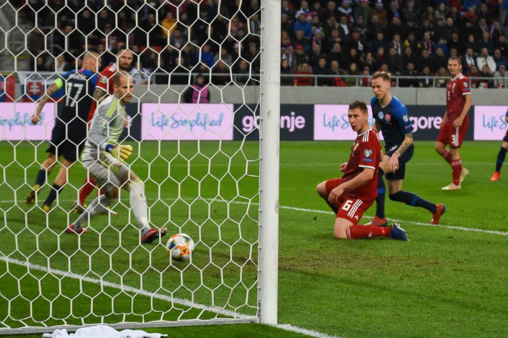 Slovensko – Maďarsko 2:0 (1:0)