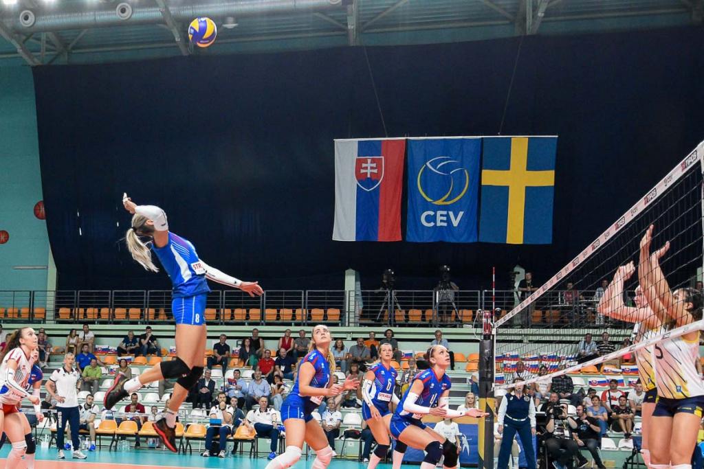 Zlatá liga Slovensko-Švédsko 3-0