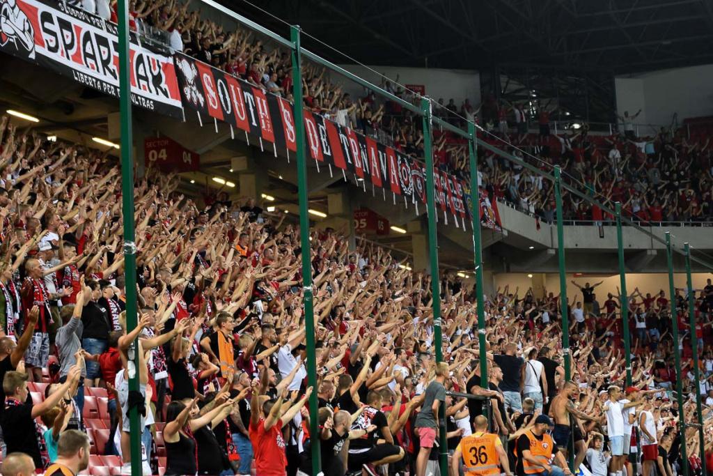 2. predkolo EL Spartak Trnava – Lokomotiv Plovdiv 3:1