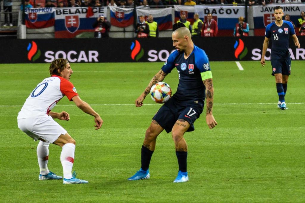 Slovensko-Chorvátsko 0-4