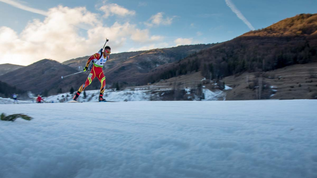 Pohár IBU v biatlone Osrblie 2020-muži