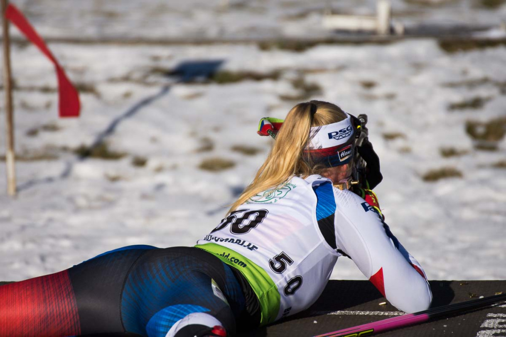 Pohár IBU v biatlone Osrblie 2020-ženy